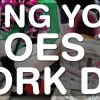 Fri 11.14 | Bring Your Shoes To Work Day!