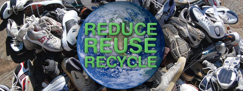 Feet + Earth Day + a Simple Act of Green = ACTION