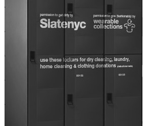 Slate NYC and Wearable Collections Team Up to Place Lockers in Residential Buildings